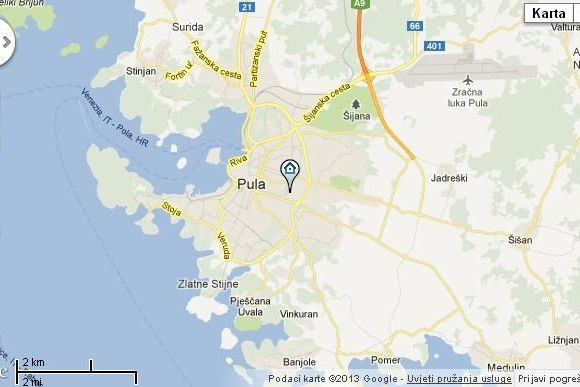 House Pula Pula Vacation House Pula House