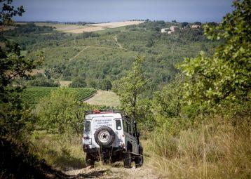 4WD off road tour