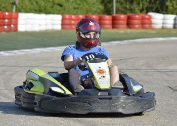 Go-kart, Kart-cross driving, Quad, Segway, Paintball, Adventure Park
